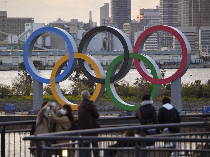 Die Olympischen Spiele finden 2021 in Tokio statt