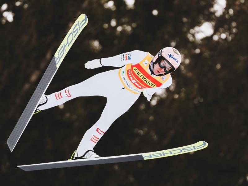 Österreichs Skispringer Stefan Kraft ist positiv auf das Coronavirus getestet worden