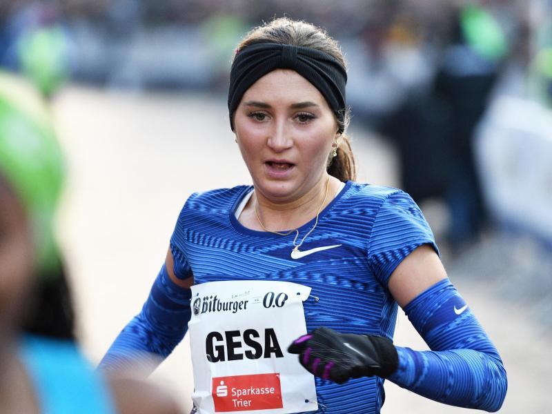 Leichtathletik-Ass Gesa Krause hat die Sommerspiele 2021 in Tokio fest eingeplant
