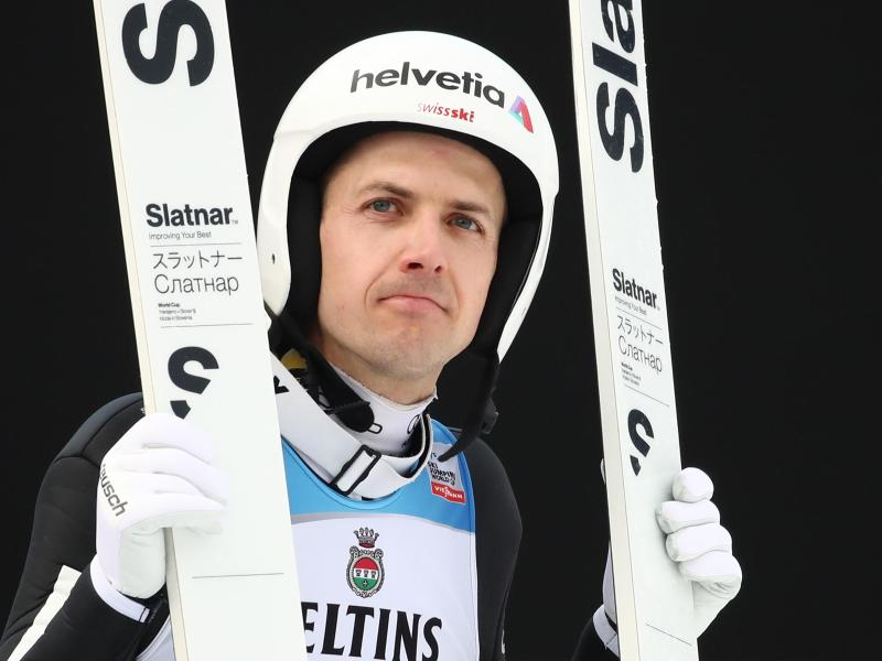 Verzichtet auf die Skiflug-WM: Simon Ammann