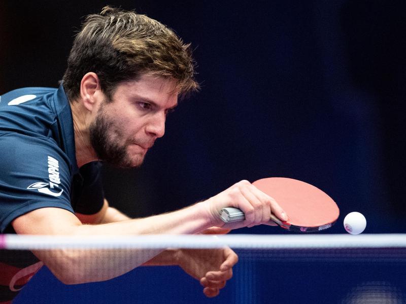 Steht mit Gazprom Fakel im Halbfinale der Tischtennis-Champions-League: Dimitrij Ovtcharov