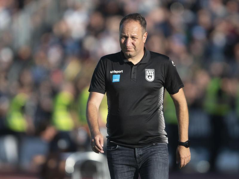 Ulms Trainer Holger Bachthaler will den FC Schalke ärgern