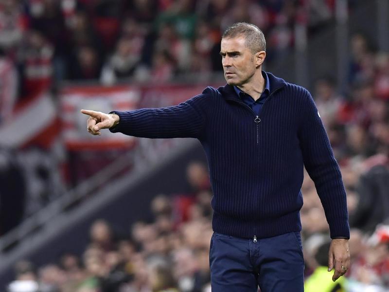 Athletic Bilbao hat sich von Trainer Gaizka Garitano getrennt