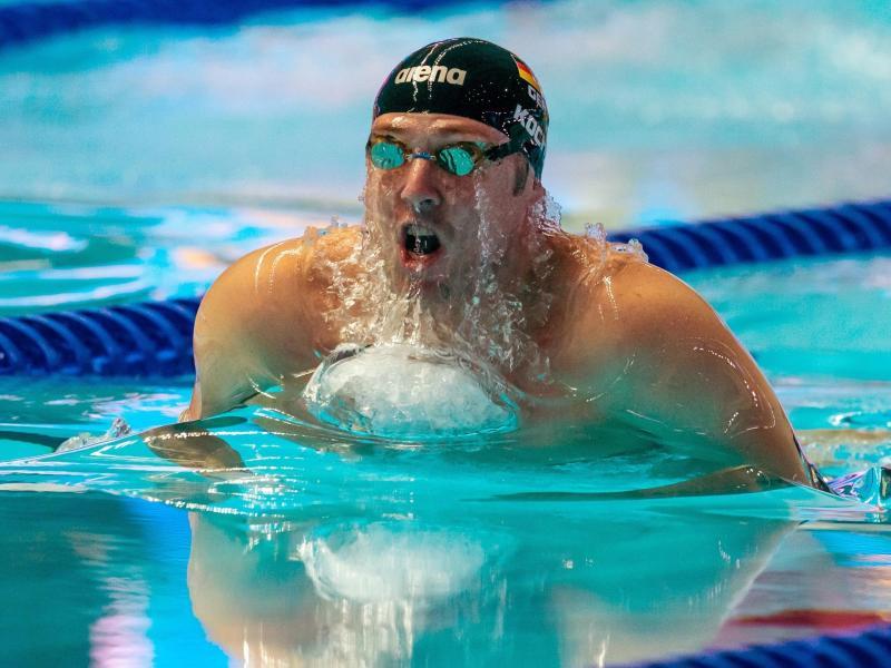 Ist bereits für die Olympischen Spiele in Tokio nominiert: Marco Koch