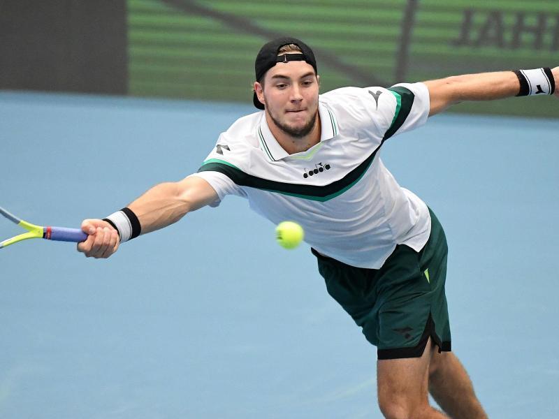 Startet sein Tennis-Jahr in der Türkei: Jan-Lennard Struff