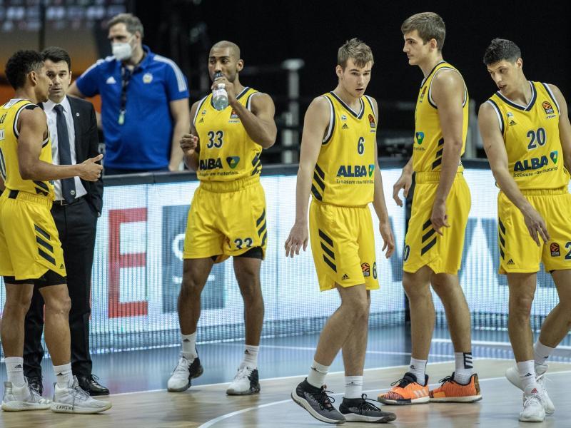 Alba Berlin verlor gegen Maccabi Tel Aviv