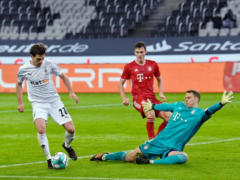 Gladbach gewann trotz 0:2-Rückstands gegen die Bayern