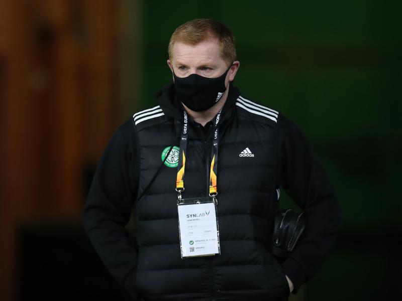 Celtic-Coach Neil Lennon muss selbst auch in häusliche Isolation