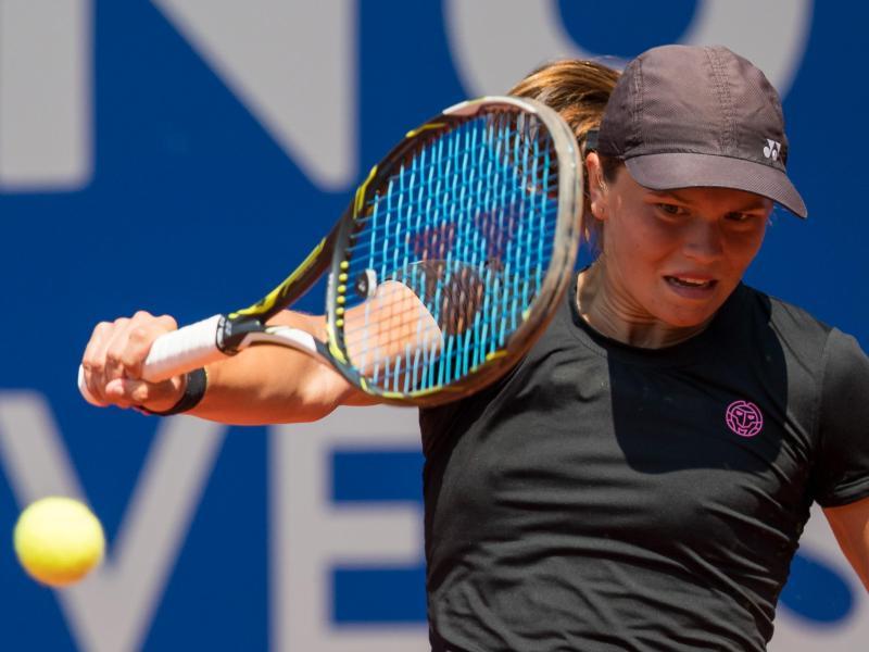 Hat die erste Runde der Qualifikation für die Australian Open überstanden: Katharina Gerlach