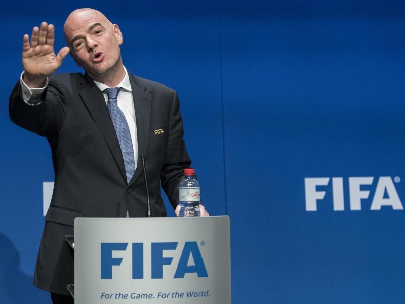 In der Schweiz wird gegen Gianni Infantino ermittelt