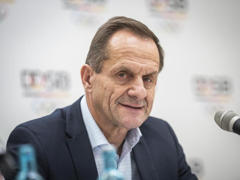 Alfons Hörmann, Präsident des DOSB