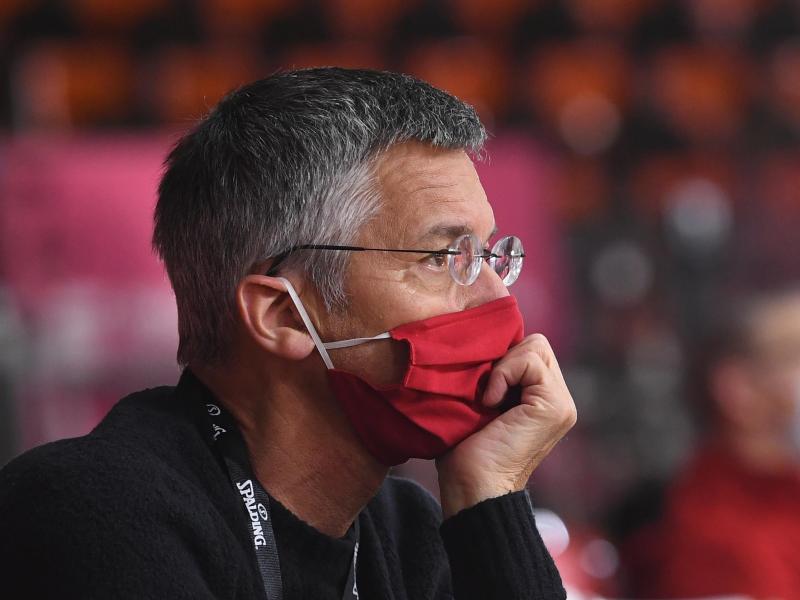 Kann sich einen festen Einstieg der Bayern-Basketball in die Euroleague vorstellen:Herbert Hainer