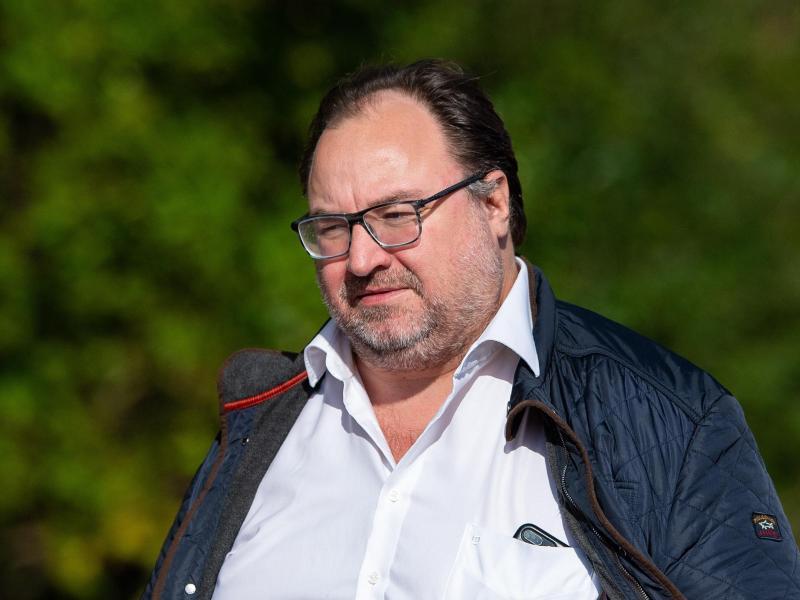 Präsident Mikhail Ponomarev vom KFC Uerdingen hat seinen vorzeitigen Rücktritt erklärt