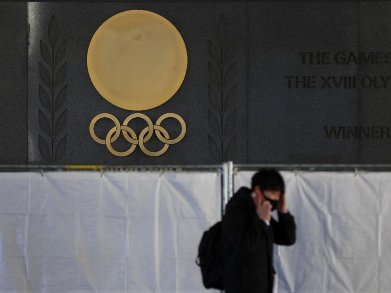 Japans Regierung hat Berichte über eine mögliche Absage der Olympischen Spiele in Tokio dementiert