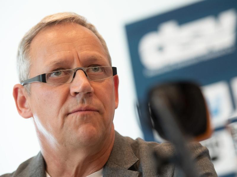 Thomas Kurschilgen, Leistungssportdirektor des Deutschen Schwimm-Verbandes
