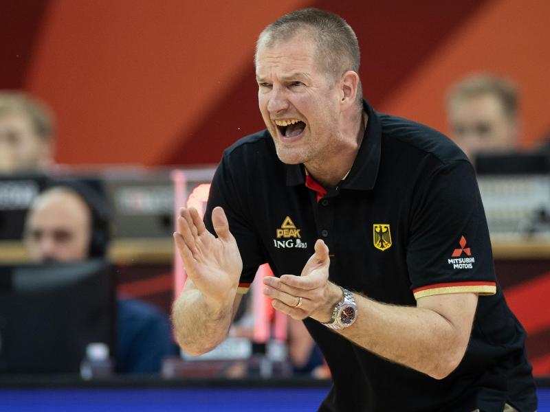 Basketball-Bundestrainer Henrik Rödl nominierte sein Aufgebot für die EM-Qualifikation
