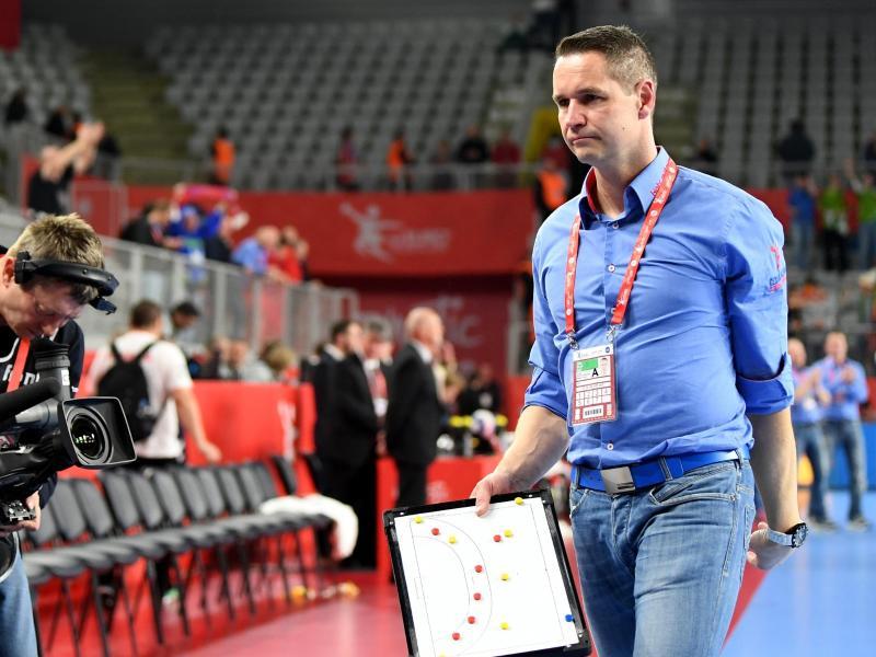 Wurde als Handball-Nationaltrainer Tschechiens geschasst: Jan Filip