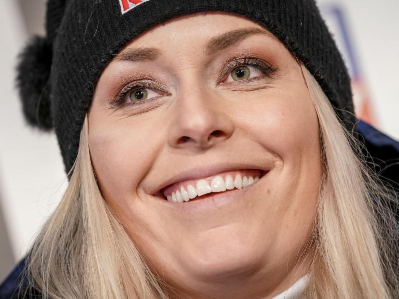 Wird für NBC Sports als Expertin bei den alpinen Ski-Rennen der Damen in Crans Montana arbeiten: Lindsey Vonn
