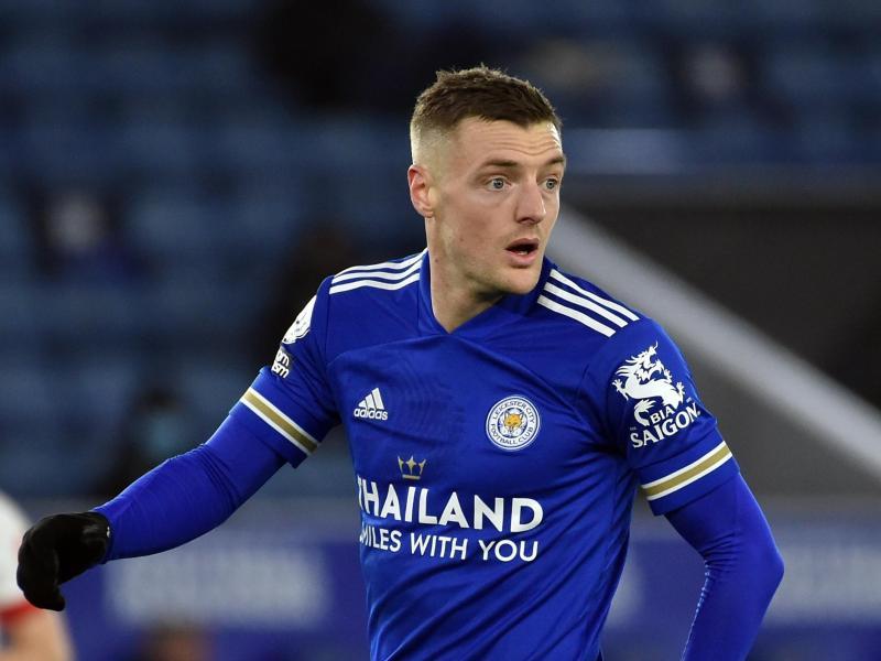 Fällt ein paar Wochen für Leicester City aus: Jamie Vardy