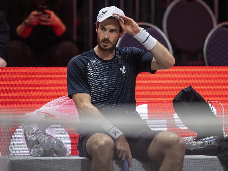 Kann nicht an den Australian Open teilnehmen: Andy Murray