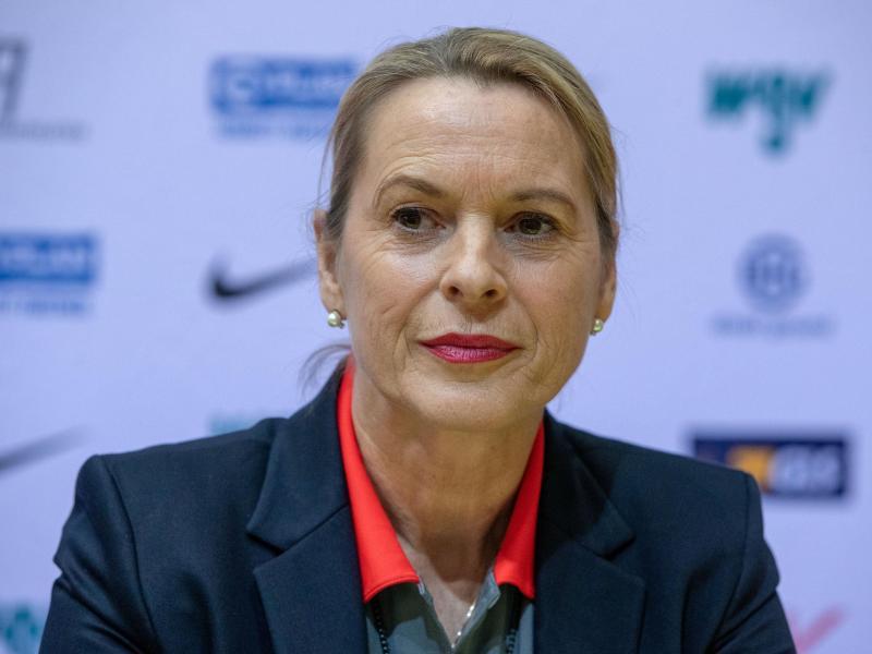 Chef-Bundestrainerin Annett Stein hofft auf eine Austragung der Leichtathletik-DM in Dortmund