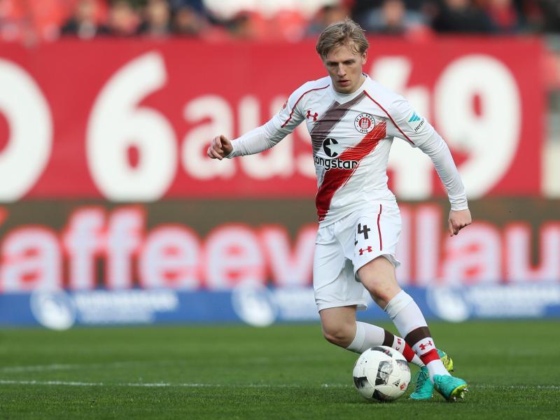 Spielte bereits im Nürnberg-Dress: Mats Möller Daehli