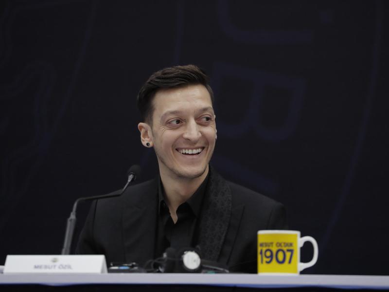 Mesut Özil fehlte beim Fener-Sieg