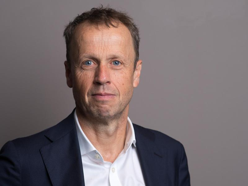 Frank Bohmann, Geschäftsführer der Handball-Bundesliga