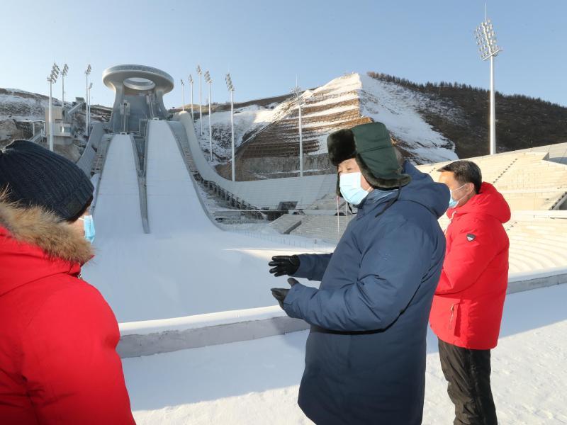 Die Olympischen Winterspiele sollen 2022 in Peking stattfinden