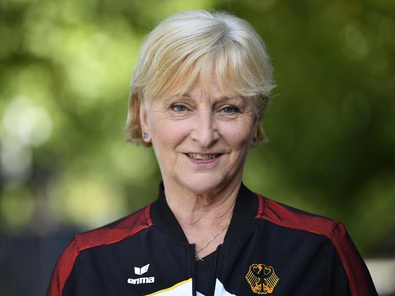 Ulla Koch ist die Cheftrainerin der deutschen Turnerinnen
