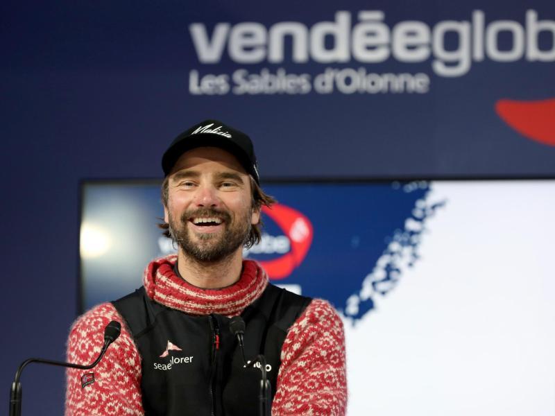 Will auch bei der nächsten Vendée Globe an den Start gehen: Segler Boris Herrmann