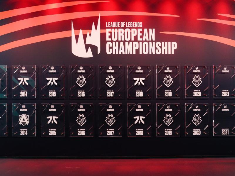 Im Spiel der Woche der europäischen LoL-Liga LEC trafen mit G2 und Fnatic die Teams mit den meisten Titeln aufeinander