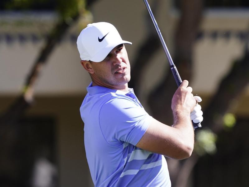 Der amerikanische Golfstar Brooks Koepka gewinnt in Scottsdale
