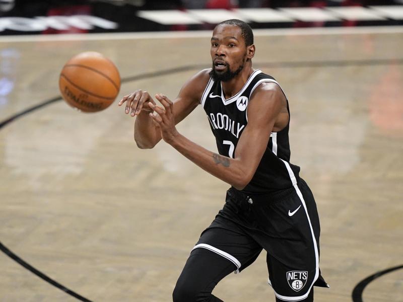 Steuerte nach seiner Zwangspause 20 Zähler zum Sieg der Brooklyn Nets bei: Kevin Durant