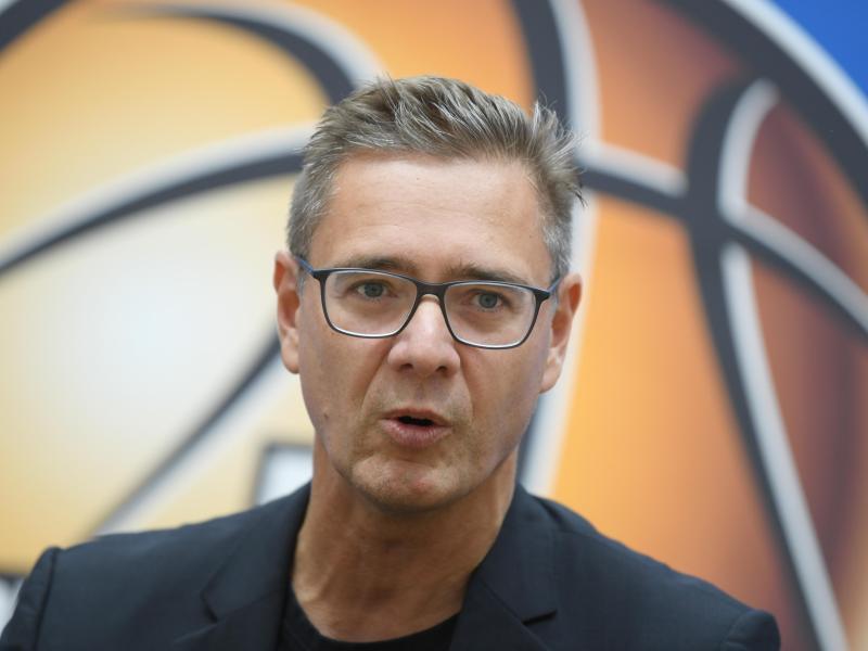 Gunnar Wöbke, Geschäftsführender Gesellschafter der Fraport Skyliners