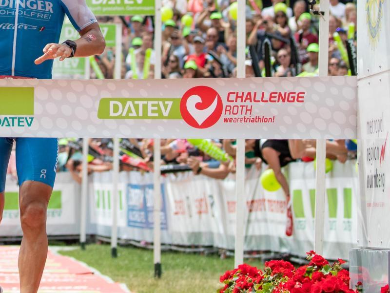 Der Triathlon in Roth wurde um zwei Monate verschoben