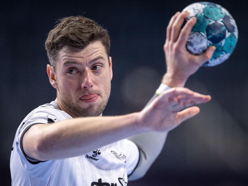 Spielt für Schweden um ein Olympia-Ticket: Kiels Niclas Ekberg