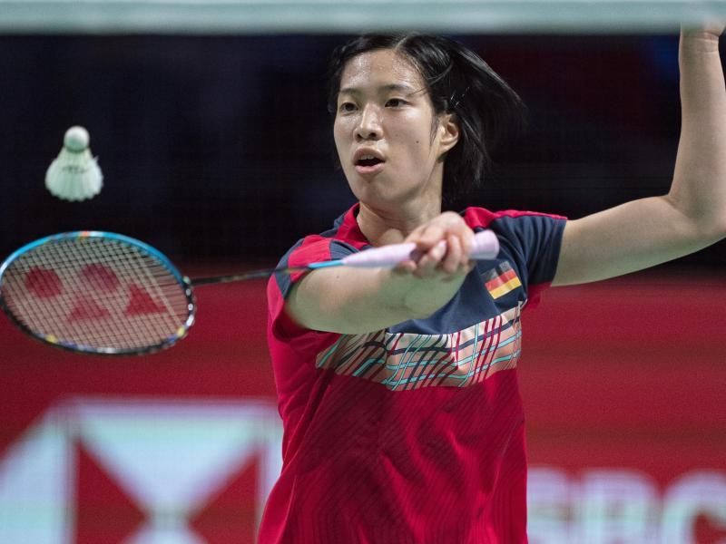 Yvonne Li gewann ihr Einzel