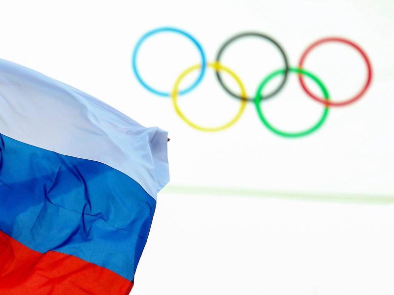 Nach der Sperre wegen eines Dopingskandals sollen die russischen Athleten bei Olympia unter dem Team-Namen ROC starten