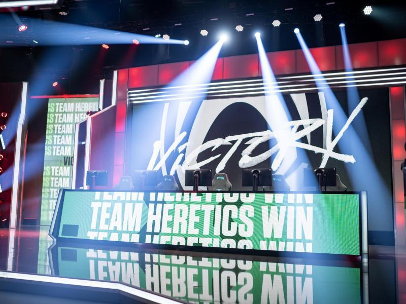 Qualifikation für die Champions Tour Masters: Nach dem Erfolg bei First Strike im Dezember ist Team Heretics auch beim nächsten Valorant-Event dabei