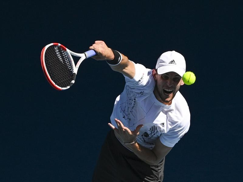 Im Achtelfinale des Turniers von Buenos Aires ausgeschieden: Dominik Koepfer