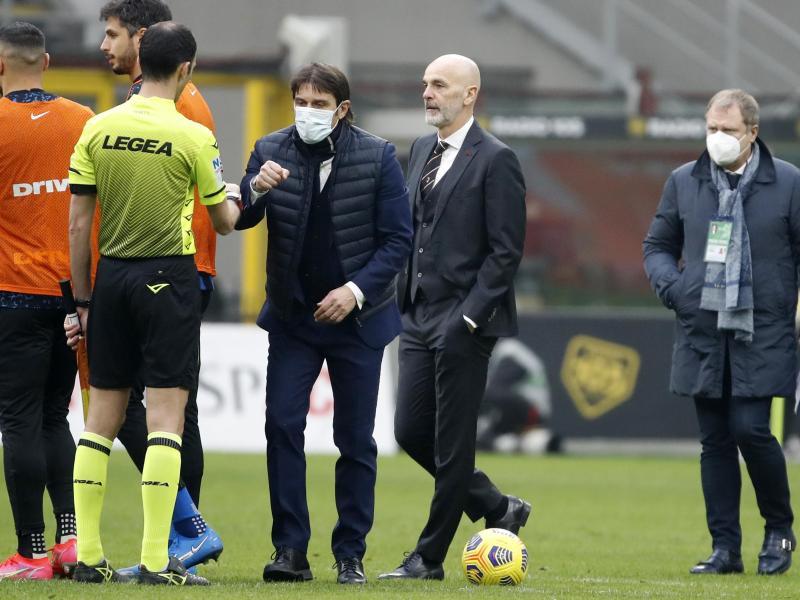 Inter Mailand wurde von einer Corona-Welle getroffen
