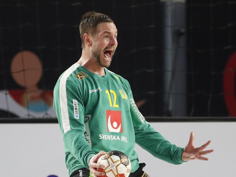 Hält die deutschen Handballer bei der Olympia-Qualifikation für die Favoriten: Andreas Palicka
