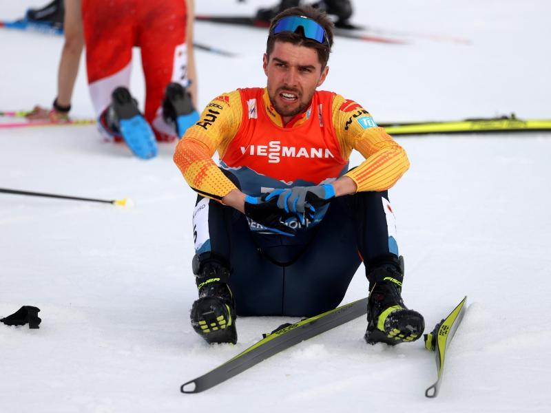 Johannes Rydzek wird nicht beim Team-Wettbewerb der Kombinierer an den Start gehen