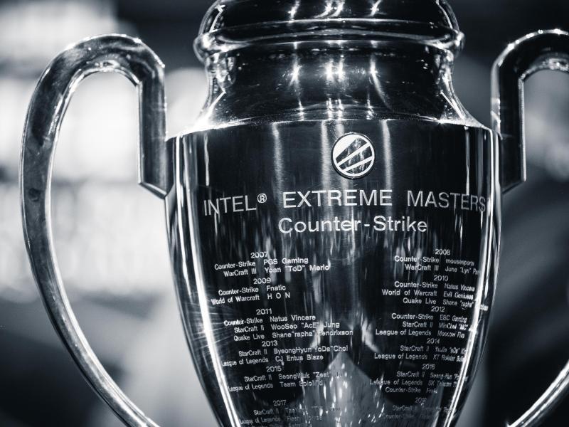 Mit Gambit Esports darf sich ein weiteres CS:GO-Team auf dem Pokal der IEM Katowice verewigen
