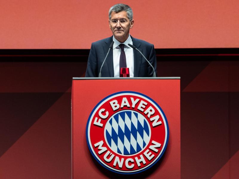 Musste die Jahreshauptversammlung mit dem FCBayern erneut verschieben: Präsident Herbert Hainer