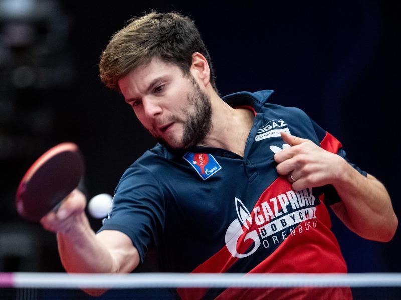 Startete in Doha mit einem Sieg: Dimitrij Ovtcharov