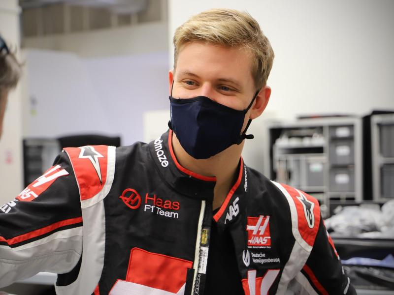 Formel-1-Debütant Mick Schumacher will in Sachen Fahrstil seinen Vater Michael nicht kopieren
