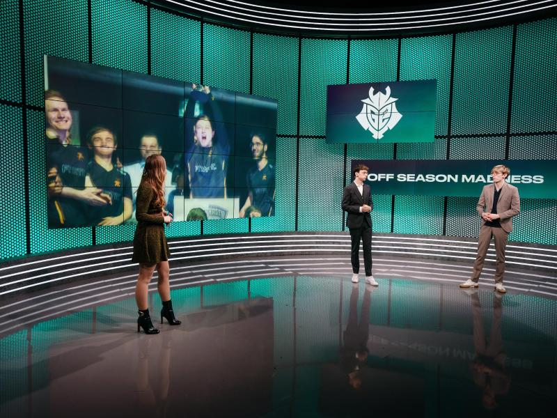 Titelverteidiger G2 Esports eilt in der europäischen League-of-Legends-Liga LEC weiter von Sieg zu Sieg