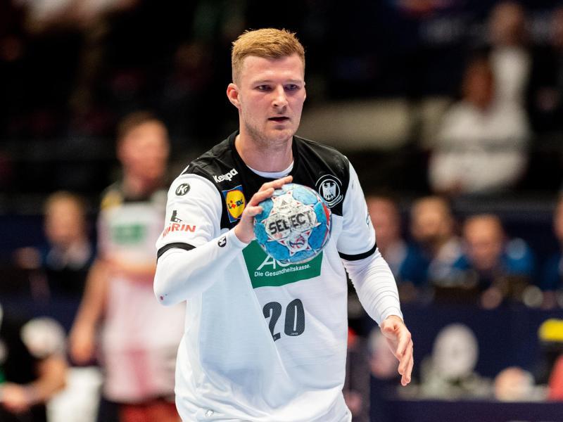 Philipp Weber sieht Deutschland nicht als Favorit